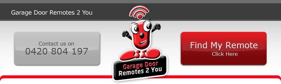 Centurion Garage Door Remote Controls